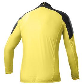 Mavic Cosmic Wind Chaqueta Hombre, yellow mavic/black